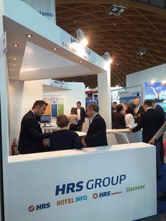 Grande accoglienza per HRS al TTG Incontri: vieni a trovarci anche tu! Ci trovi al Padiglione A5, Corsia 4, Stand 162-163