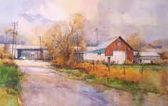 Ian Ramsay Watercolors: I will be giving two more workshops this year coming up in October. The first will be a one day workshop for the Sandy Watercolor Society in Sandy, Utah on October 18. For information please contact Susan Rasmussen at 435 262 7499. Following that I will be giving a two day workshop at the Flaming Gorge Resort in Flaming Gorge , Utah. It's dates are October 24 and 25. For that information please contact Lori Burchinal at 435 828 3668. Following are some of my newest…