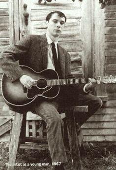 John Fahey in the early '60s.