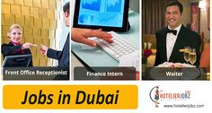 More #jobs in #Dubai  1.Front Office Receptionist 2.Finance Intern 3.Waiter Complete details and application link here: https://goo.gl/FW4MRD