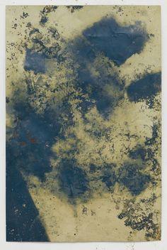 Untitled (blank printing plate)