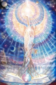 Enjoy Peaceful Transformation With the Portal Spiritual transformation is neither right for or Spiritual Transformation, Spirited Art, Angel Pictures, Guardian Angels, Visionary Art, Angel Art, Sacred Art, Sacred Geometry, Urban Art