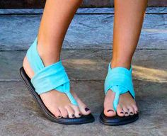 Sanuk sling sandals Sanuk Sandals, Shoes Flats Sandals, Sock Shoes, Shoe Boots, Yoga For Kids, Me Too Shoes, What To Wear, Flip Flops, My Style