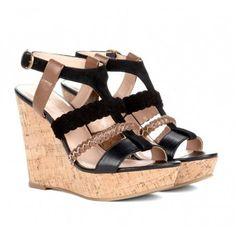 Serena Wedge Sandals.