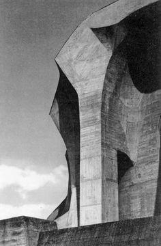 Movement and Form. Rudolf Steiner's Goetheaum in Dornach, Switzerland