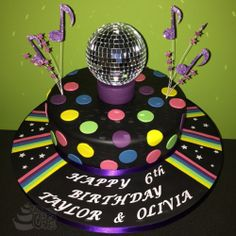 Disco-cake