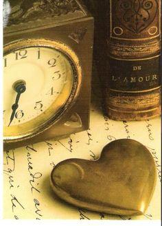 golden heart.
