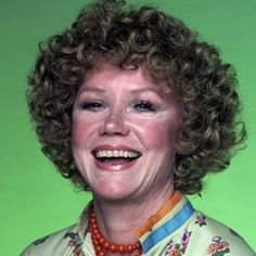 Audra Lindley, shown in August 1978. (Photo by ABC Photo Archives/ABC ... abuela de Phoebe