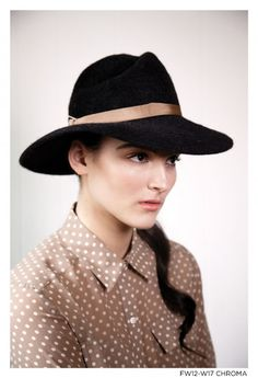 3e090f86e3a Oh So Lovely Obsessions Wide Brim Fedora
