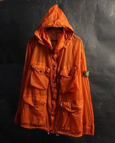 Stone Island, Archive, Raincoat, Adidas, Jackets, Fashion, Hipster Stuff, Stone Island Outlet, Rain Jacket