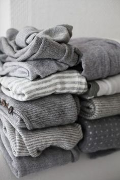 GRAY EVERYTHING.  The Color Of The Decade Is Gray I Styleite