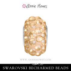 Swarovski BeCharmed Pave Bead - 80501
