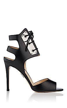Paul Andrew Laguardia Lace-Up Sandals