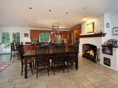 In the kitchen--house great is that? 7 Forest Road Asheville, NC 28803 - Beverly-Hanks & Associates REALTORS®