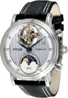 PRIM TOURBILLON - www.prim-hodinky.cz Skeleton, Watches, Men, Accessories, Wristwatches, Skeletons, Clocks, Guys, Jewelry Accessories