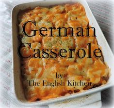 I can't believe it has taken me so long to post this delicious recipe. I cooked it way back in the Spring, but then the weather starte. Informations About I can't believe it has taken me so long to Casserole Dishes, Casserole Recipes, Potato Casserole, Runza Casserole, Hamburger Casserole, Pork Recipes, Cooking Recipes, Cooking Games, Healthy Cooking