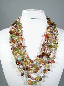 An old favorite Lia Sophia necklace!