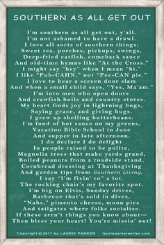 Southern as all get out! Southern Humor, Southern Ladies, Southern Pride, Southern Sayings, Southern Living, Southern Belle Quotes, Country Living, Simply Southern, Southern Belle Style