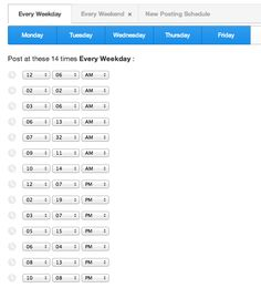 The Social Media Frequency Guide: How Often to Post to Facebook, Twitter, LinkedIn And More