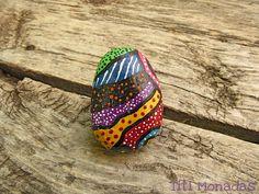 Piedra Pintada Africana