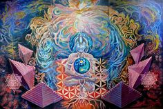 Evolution of the Soul into Cosmic Awareness by Melissa Shemanna - website