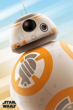 BB-8 because how can't you love a droid like this