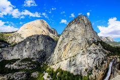 I love trekking: la Yosemite Valley e le sue spettacolari cascate. | BoBos
