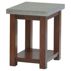 Progressive Furniture Cascade Chairside Table - P426-29