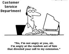Random act of fate customer service meme, work memes, work humor, work funnies Funny Memes About Work, Work Memes, Work Humor, Funny Jokes, Funny Work, Work Funnies, Funny Stuff, Funny Sarcasm, Work Quotes