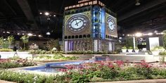 .'The World's Largest Indoor Flower Show' The Philadelphia International Flower Show welcomes you to ARTIculture, the 2014 theme, closely aligning Art & Horticulture. This awesome event will take place at the Pennsylvania Convention Center from March 1-9.