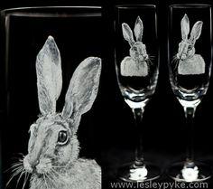 lesley pyke glass engraving | LESLEY PYKE LTD GLASS ENGRAVING