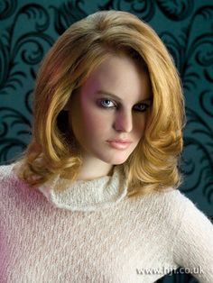 A timeless hair color. Radiant in the sunshine or a night on the town. #haircolor #blond #redhead