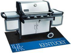 University of Kentucky Sports Outdoor NCAA Grill Mat