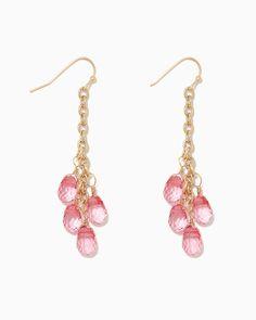 charming charlie Jacelyn Dangle Earrings UPC 400000149868