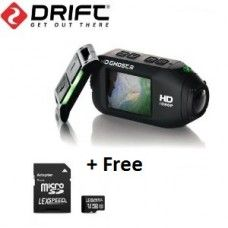 Drift Ghost S HD Action Camera from justIT.co.za Techno, Action, Geek, Group Action, Geeks, Techno Music