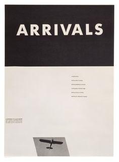 Poster by Alan Kaprow, 1968