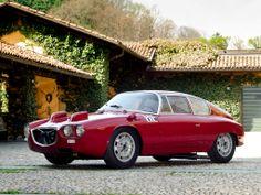 1964 Lancia Flavia Sport Corsa 815