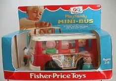 I loved this bus....