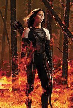Katniss Catching Fire Variety