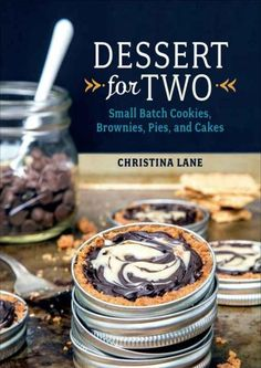 Just listed our new Dessert For Two: ....  Check it out! http://www.pwrplaysonlinepalace.com/products/dessert-for-two-small-batch-cookies-brownies-pies-and-cakes?utm_campaign=social_autopilot&utm_source=pin&utm_medium=pin