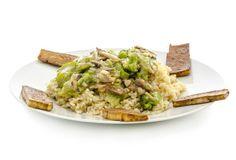 rýchla brokolica s tofu