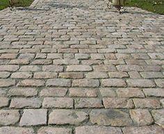 #antique #limestone #floor #stone #DalleDebourgogne #flooring