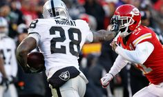 Fantasy Football: Don't sleep on Latavius Murray in 2016 = Latavius Murray has a good chance to be a Top 10 fantasy running back in 2016. Of course, that's not a huge leap as he finished as the No. 11 RB this past season. That's not too bad for a guy that was getting.....