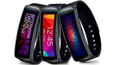 Smartwatch Samsung Gear Fit si mostra in video Smartwatch, New Samsung, Samsung Galaxy, Privacy Lock, Black Fitness, Wearable Technology, Technology News, Fitness Tracker, Fitness Gear