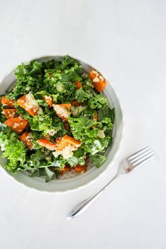 Tone_It_Up_Healthy_Baked_Veggie_and_Kale_Salad_Recipe