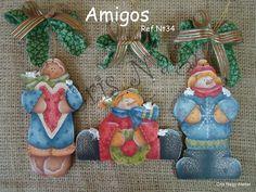 Amigos - CRIS NAGY ATELIER