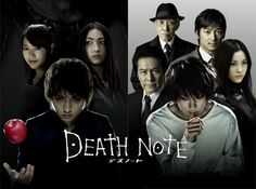 Death Note live-action movie version