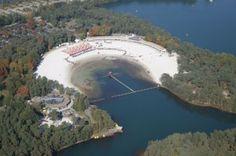 Zilvermeer Mol, België: het is er fijn vertoeven...
