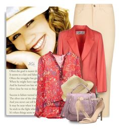 """""""How to Wear - Blazer"""" by breathing-style ❤ liked on Polyvore featuring Escada Sport, Genny, SONOMA Goods for Life, Urban Expressions and GUESS"""