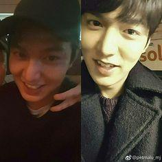 Lee Min Ho Selfie